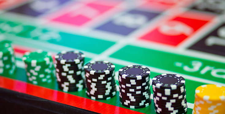 Roulette fiches